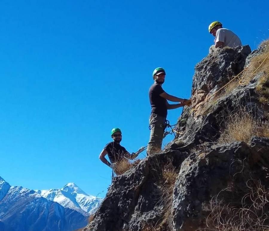 """В Ингушетии в 2021 году планируют открыть альпинистский лагерь """"Кязи"""""""