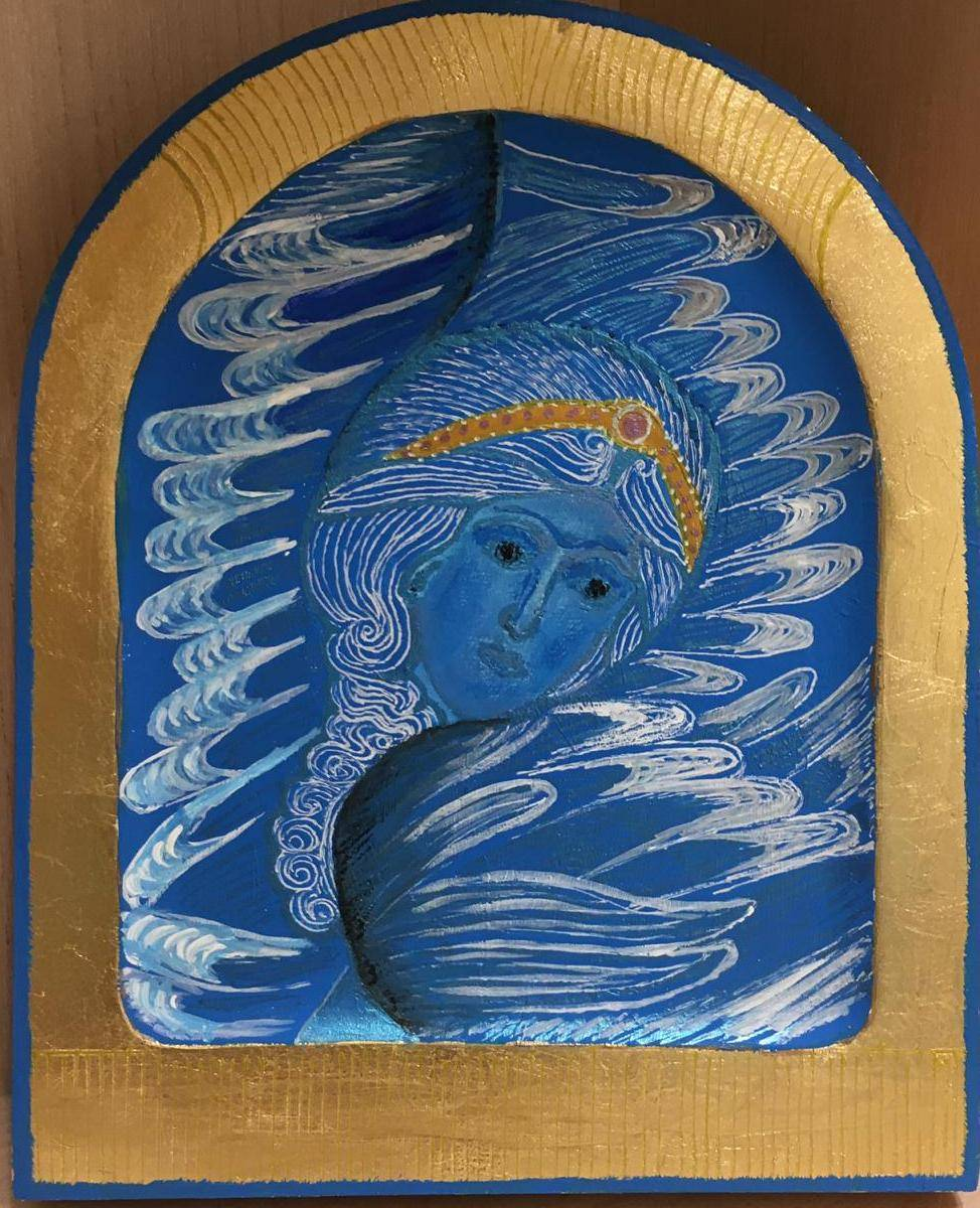 Художественная летопись Светланы Мучновой. Выставка икон и картин