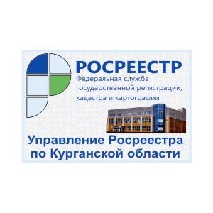 Границы муниципальных образований Курганской области