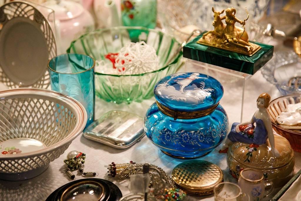 25-26 января состоится 43-й Антикварный маркет «Блошинка»