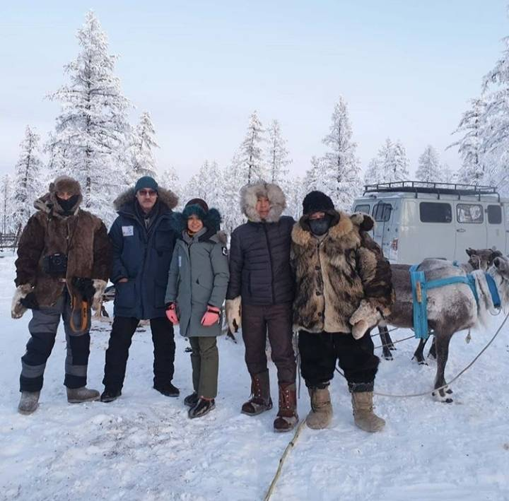 Тестовая экспедиция исследовала самые холодные точки Якутии