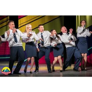 Команды КВН ФСИН России выступают в Сочи на международном фестивале