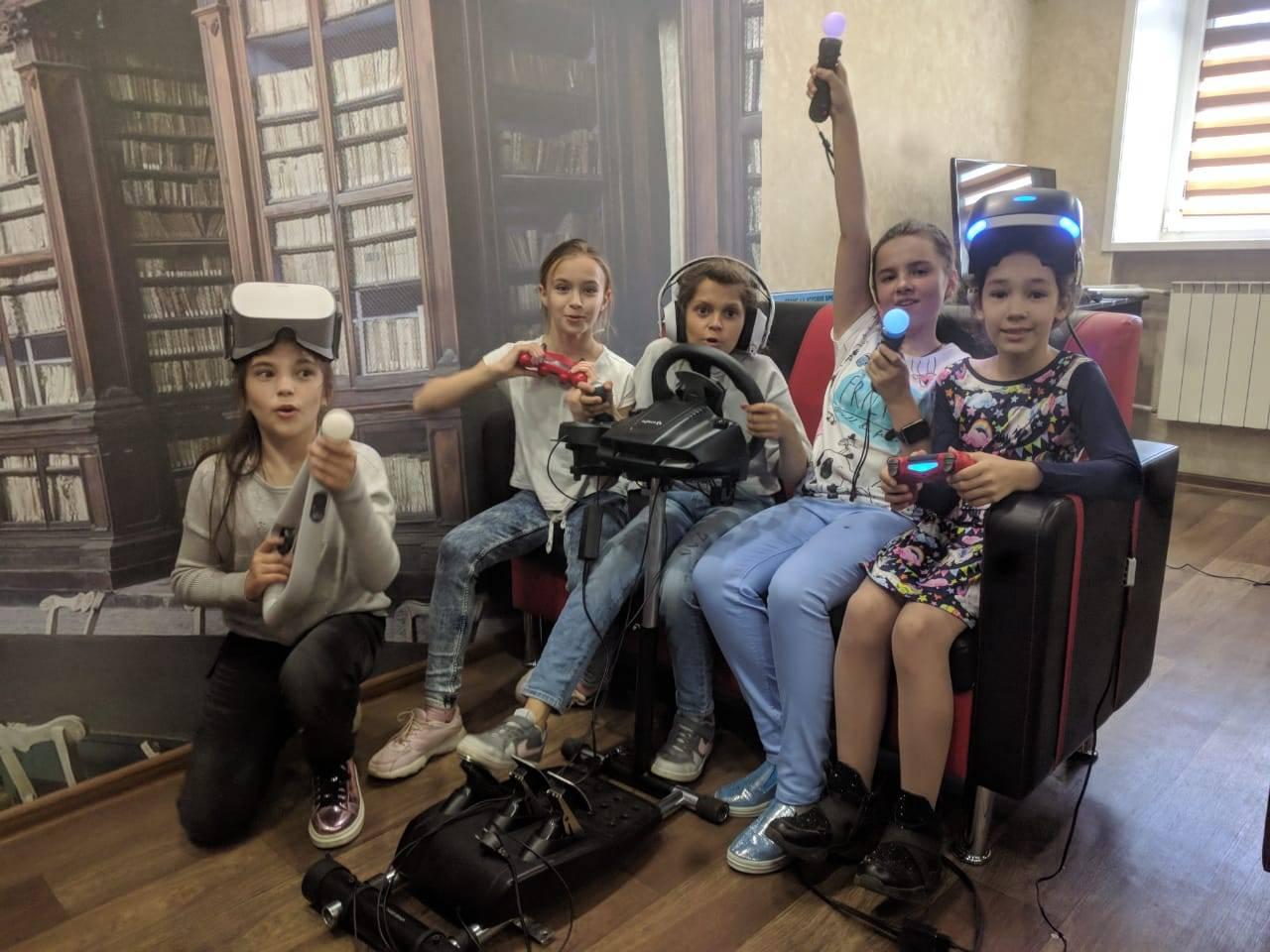 VR GameClub - Клуб виртуальной реальности в Хабаровске