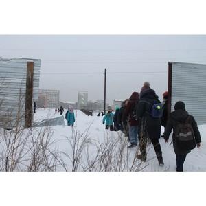 После замечаний ОНФ в Тыве повысили безопасность подходов к школам