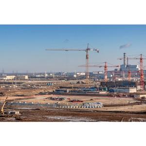 Самая высокая в России градирня будет построена на Курской АЭС-2