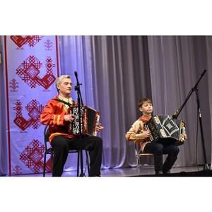 В Кировской области проходят этапы конкурса «Играй, гармонь, Победу!»