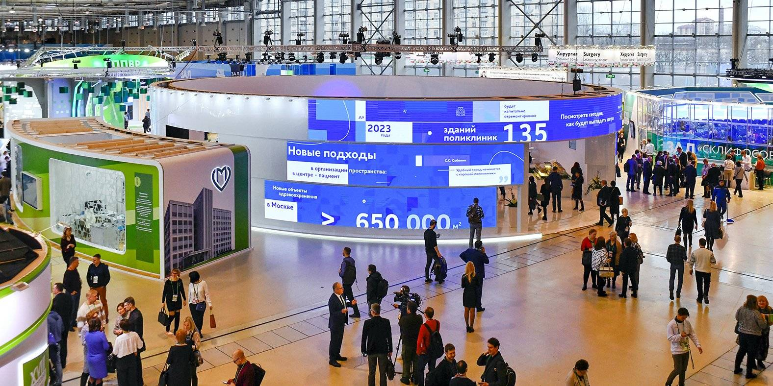 Итоги ассамблеи «Здоровая Москва»