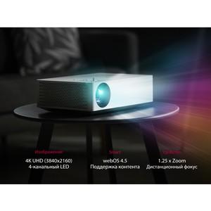 Новый 4K UHD Smart Led проектор LG Cinebeam HU70LS