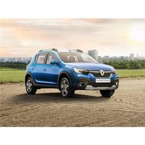 «Балтийский лизинг» предлагает дополнительную выгоду на модели Renault