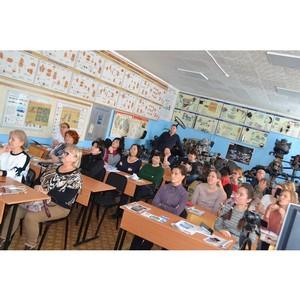Тюменская область: завершаются курсы «Автоледи – за культуру вождения»