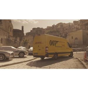 DHL обеспечивает логистику фильма о Джеймсе Бонде «Не время умирать»