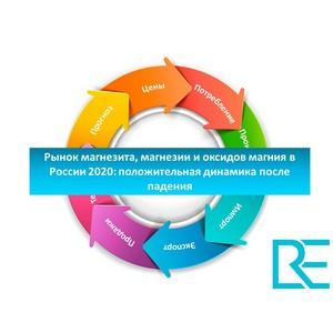 Рынок магнезита и оксидов магния в России: отказ от дорого импорта