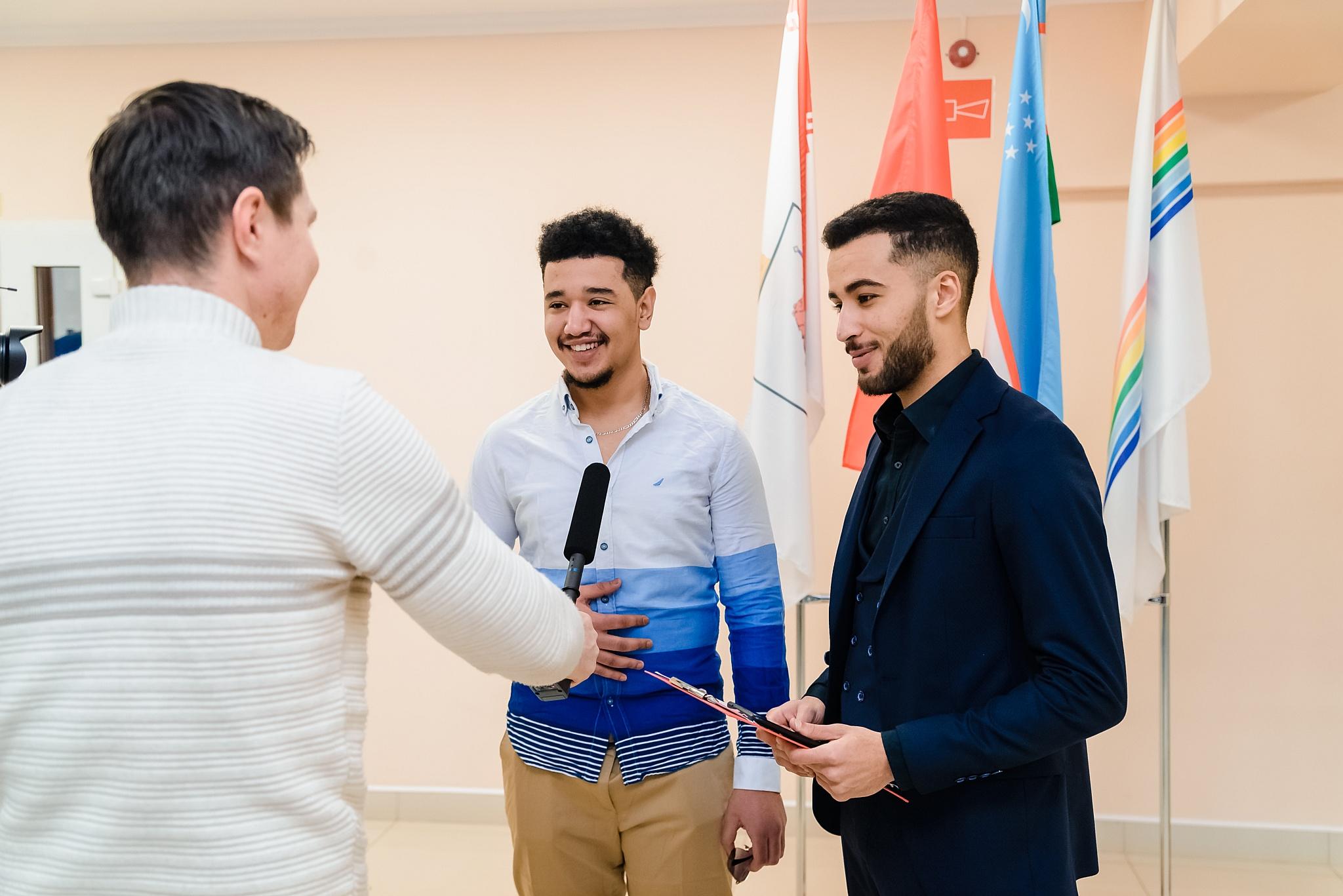 Фестиваль «Альма матер» объединил международное студенчество Чувашии