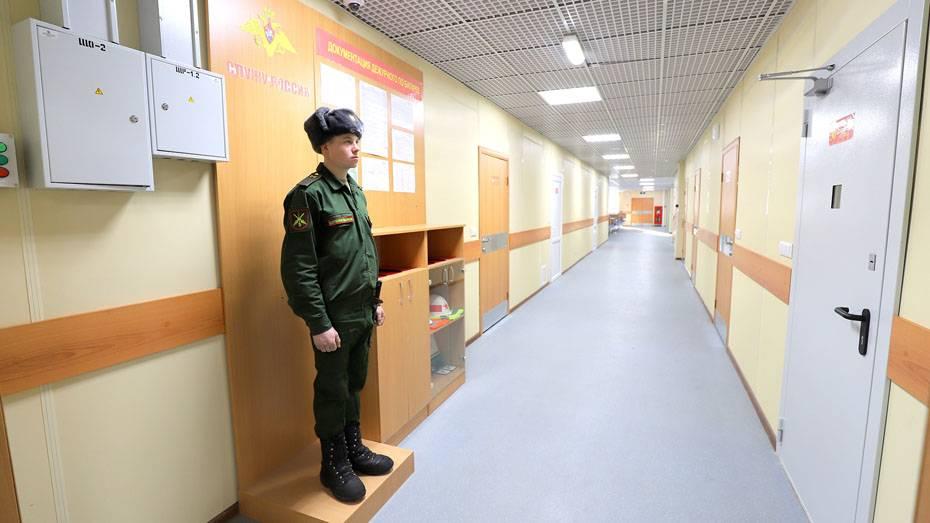 Военно-строительный комплекс Минобороны ударно начал год