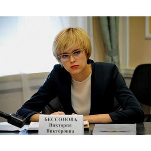 Виктория Бессонова заняла 2 место в медиарейтинге бизнес-защитников