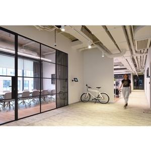 Бюро T+T Architects создало офис для международного разработчика игр