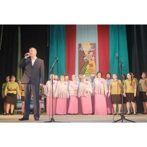 В Кировской области стартовал фестиваль «Салют Победы»