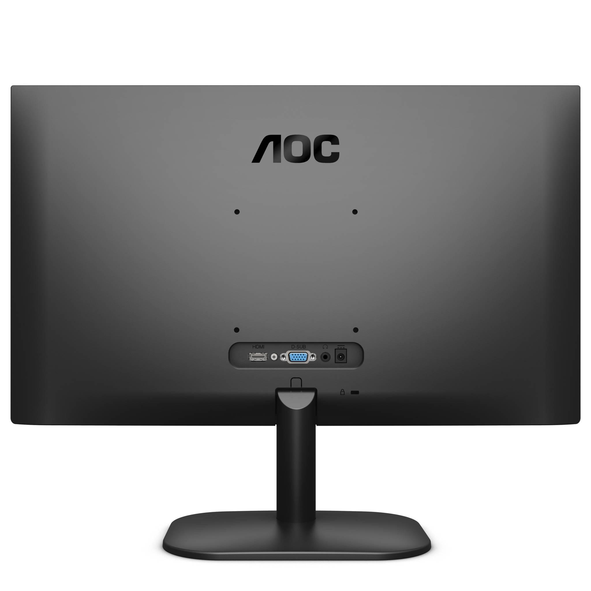 Компания AOC представляет новую серию мониторов B2
