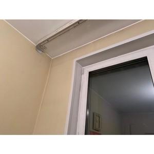 В «новых аварийных» домах Кызыла устраняют строительные недочеты