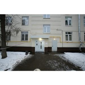 ОНФ добился устранения недостатков капремонта в доме в ЮВАО Москвы