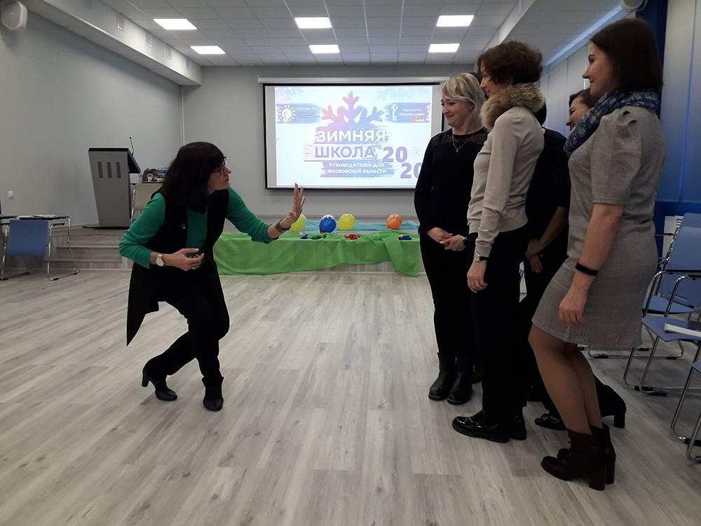 Руководители детских садов Подмосковья сели за парты в «Зимней школе»