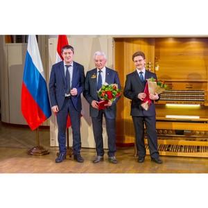 Врио губернатора Пермского края Дмитрий Махонин наградил ученых ПНИПУ