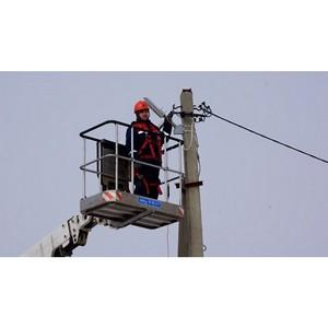Липецкэнерго отремонтирует пять тысяч уличных светильников в Ельце
