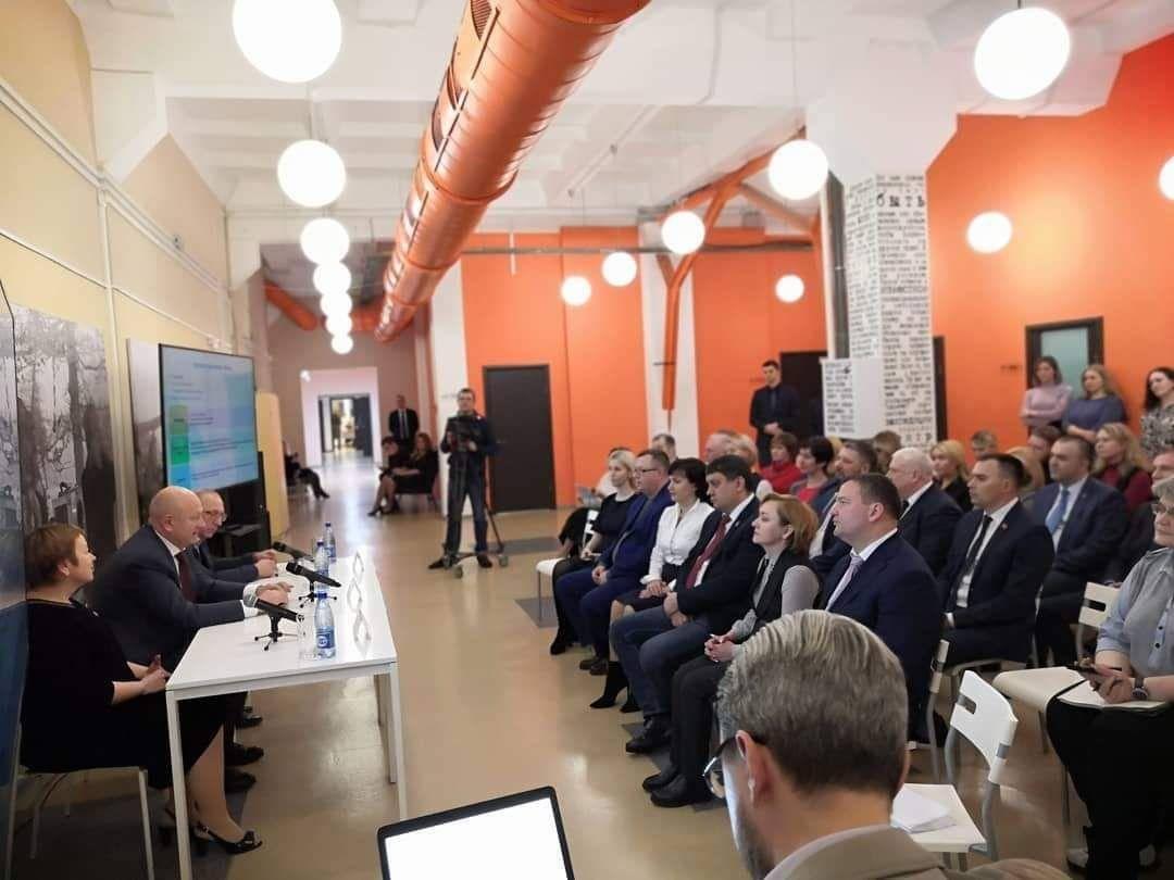 Директор СПП-Заполярье вошел в совет фонда «Наш Норильск».