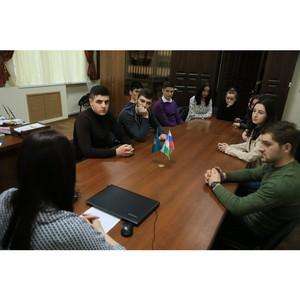 Студенты КБГУ побывали в УФАС России по КБР