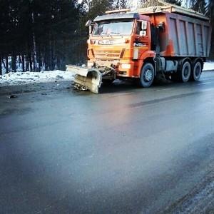 Своевременно ликвидированы последствия аварии на трассе «Урал»