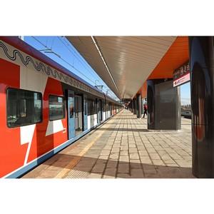 Станция «Курьяново» МЦД-2 откроется рядом с микрорайоном «Домашний»