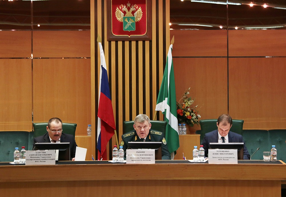 Сергей Рыбкин объявил о начале работы Центральной электронной таможни