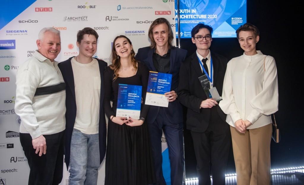 Эксперты Deceuninck оценили проекты архитектурного конкурса ArchYouth