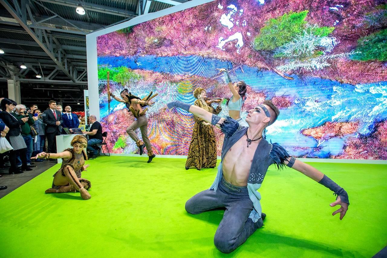 """Выставка """"Интурмаркет-2020"""" пройдет в Москве"""