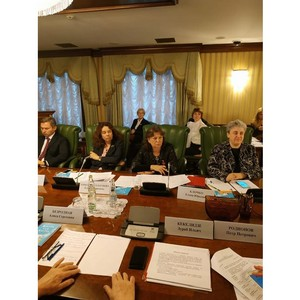 Заседание Совета при Правительстве РФ по вопросам реформирования ПНИ