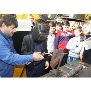 Активисты ОНФ в КБР помогают воспитанникам «Намыса» выбрать профессию