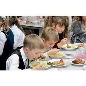 ОНФ запустил конкурс о качестве школьного питания