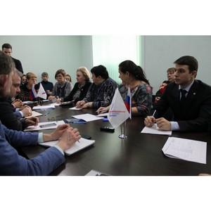 ОНФ помог обеспечить лекарствами жителей Волгоградской области
