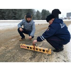 ОНФ в Коми добился включения 50 участков убитых дорог в планы ремонта
