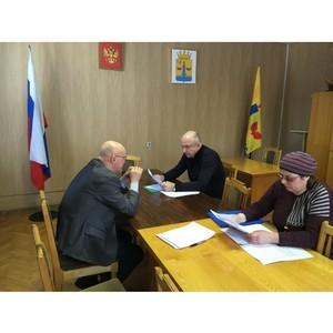 Вице-губернатор Кировской обл с рабочим визитом посетил Свечинский р-н