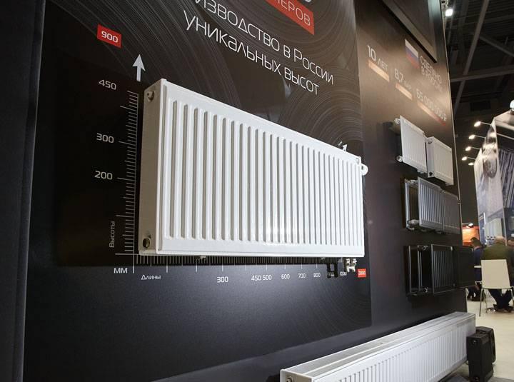 AquaTherm 2020 панельные радиаторы Royal Thermo стенд Русклимат.