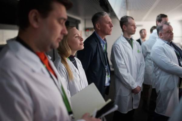 В Новосибирске запустили крупнейшее производство графеновых нанотрубок