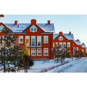 В «Кембридже» на Новой Риге продолжается реализация  новых домов