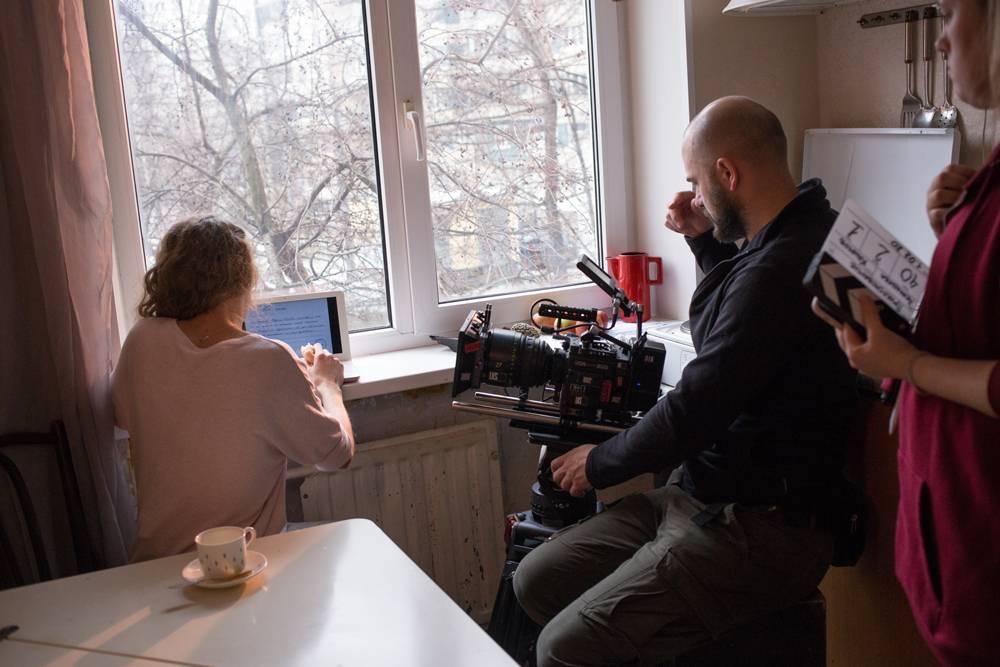 Киностудия Proline Film приступает к съемкам фильма «Прикосновение»