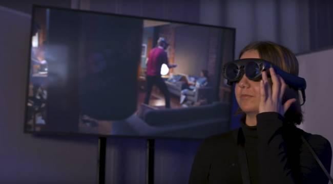 Holoplot в шоу виртуальной реальности Музея науки в Лондоне