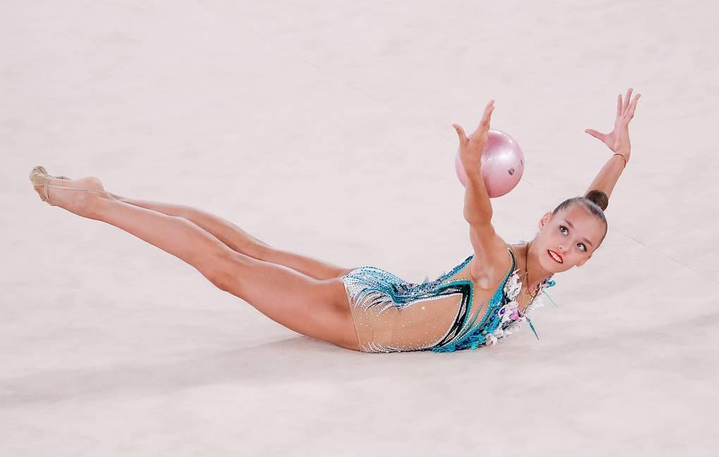 В Москве состоялось открытие Гран-при по художественной гимнастике