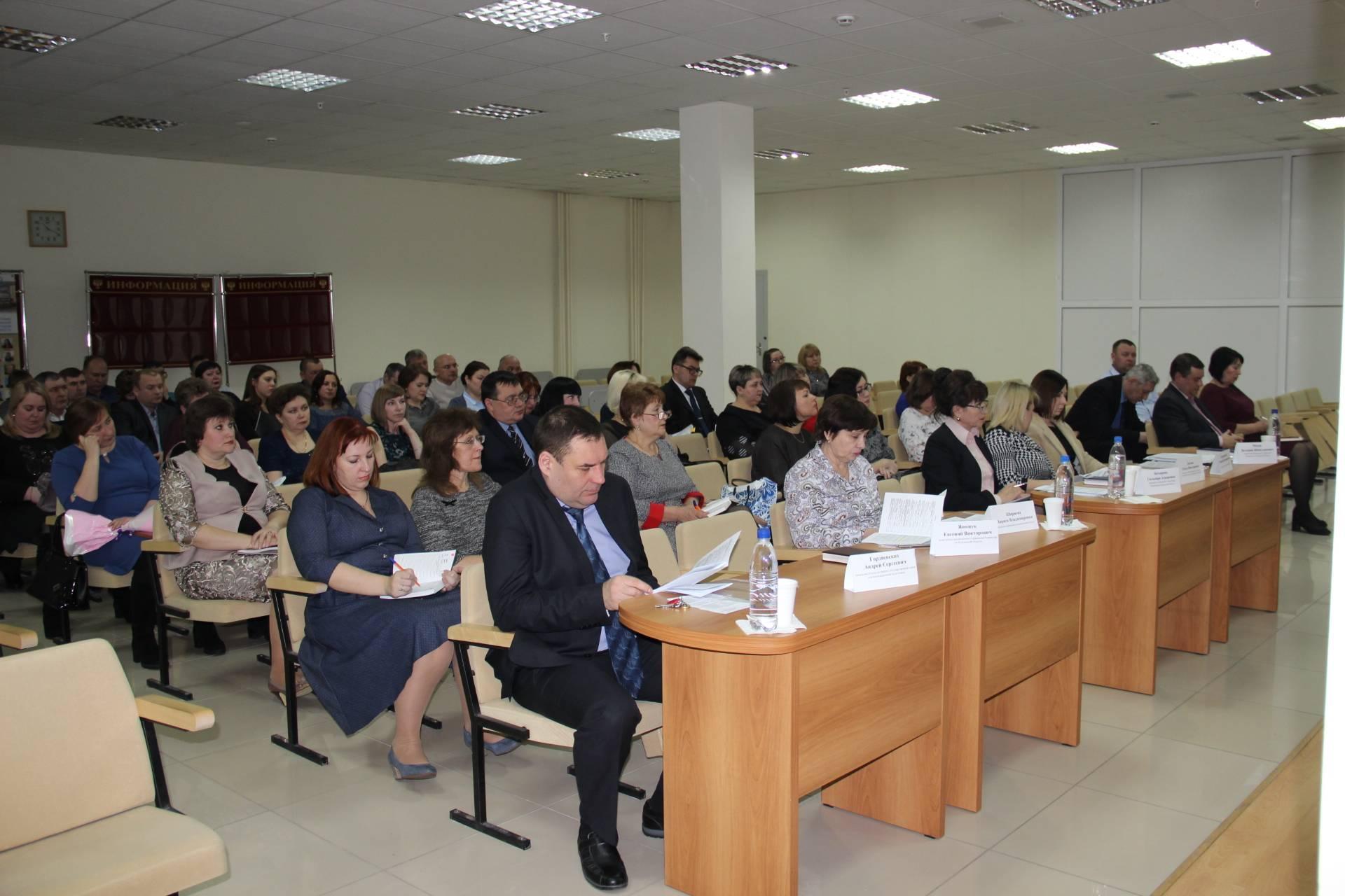 В Курганском Управлении Росреестра состоялось заседание коллегии