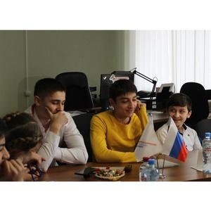 Активисты ОНФ в КБР организовали встречу «артековцев» со школьниками