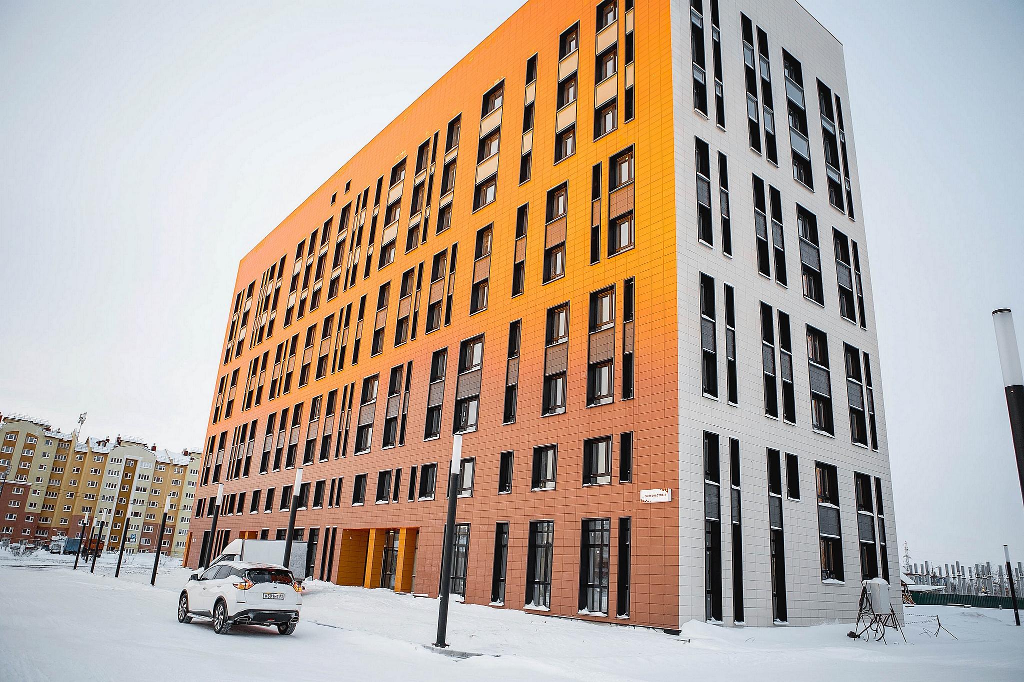 Новоуренгойские семьи могут сэкономить 14-50% при покупке квартиры