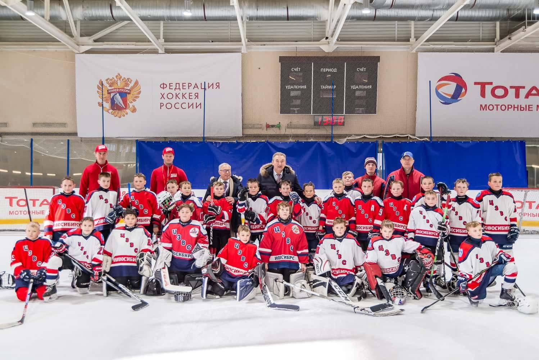 «Тотал Восток» открывает региональное представительство в Сибири